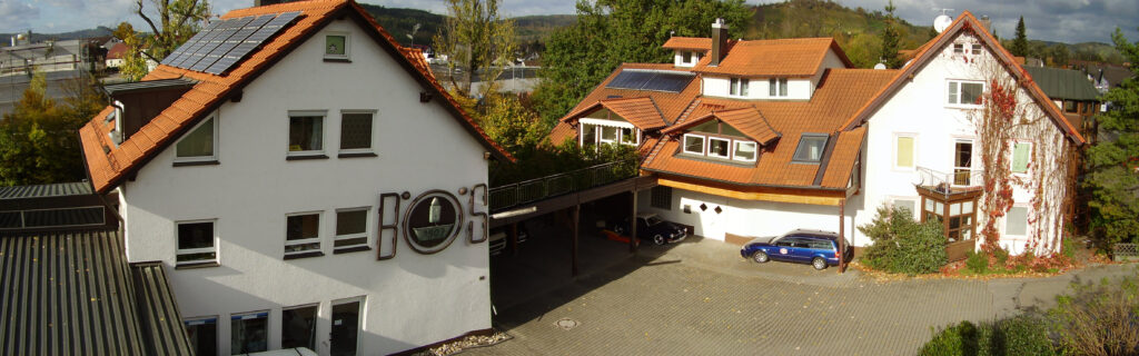 THEODOR BÖS Heizung und erneuerbare Energien · Sanitär · Bauflaschnerei
